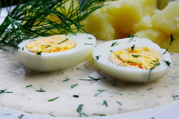 Výsledok vyhľadávania obrázkov pre dopyt Kôprová omáčka so zemiakmi